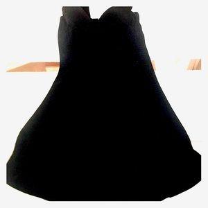 "Comfortable Midi ""Little Black Dress"""
